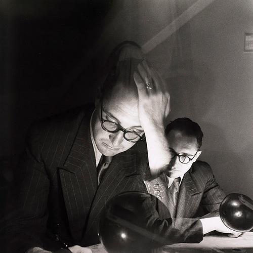 Jorge de Sena, 1949 © Fernando Lemos